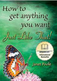 2013-12-12 Janet Poole Book with bestseller sticker