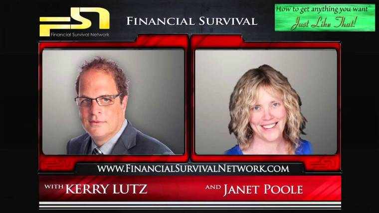 Financial Survival Network Kerry Lutz Janet Poole