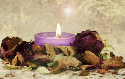 Candle relax